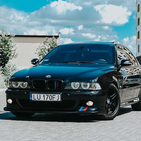 Карбонов туниинг пакет - BMW E...
