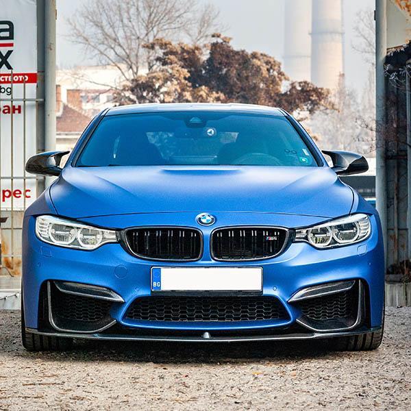 BMW M4 2019 Интериор от карбон  Магазин Carbon Touch