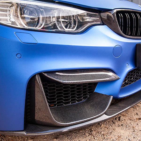 BMW M4 2019 Екстериор от карбон Магазин Carbon Touch