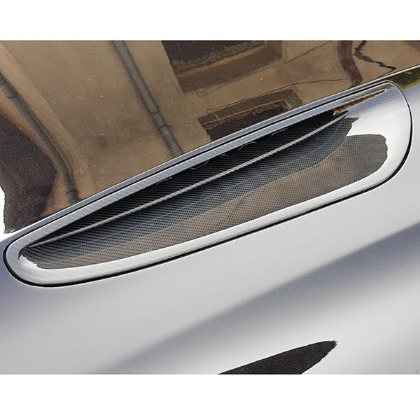 Porsche Cayenne Turbo S2017 Екстериорни детайли от карбон Магазин Carbon Touch