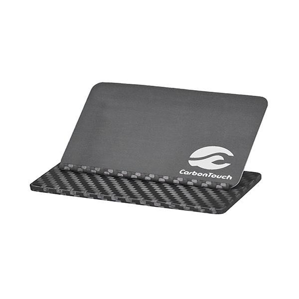Carbon Fiber Desk Cardholder