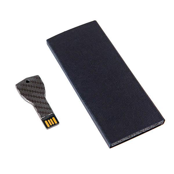 Карбонова флаш памет Key Магазин Carbon Touch