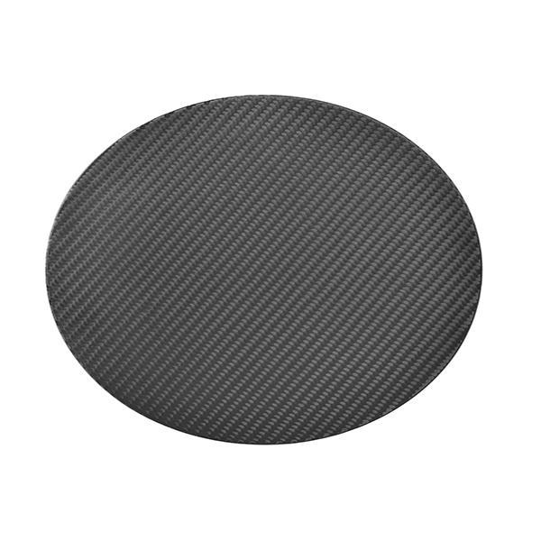 Карбонова подложка за мишка кръгла Магазин Carbon Touch