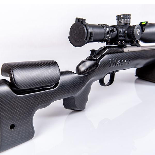 Carbon Fiber Rifle Blaser Matte Shop