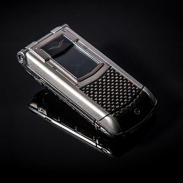 Carbon Fiber Cover for Vertu Ayxta