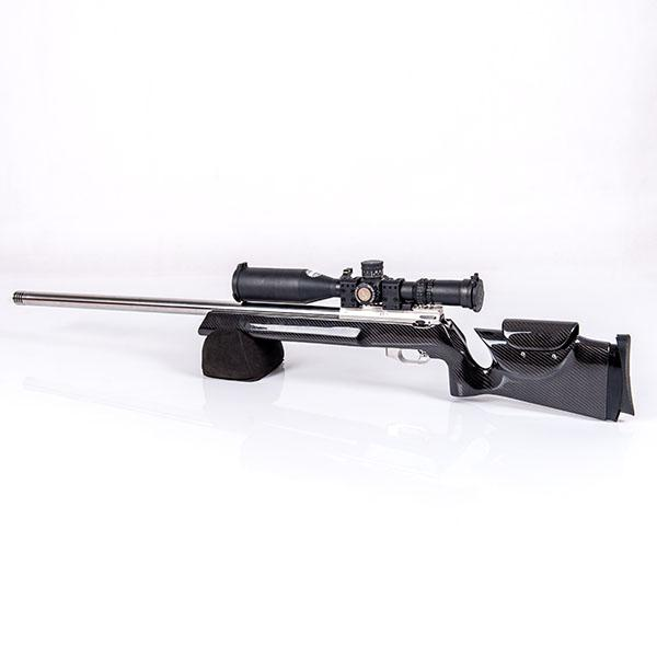 Карбонова пушка Keppeler High Gloss Магазин Carbon Touch