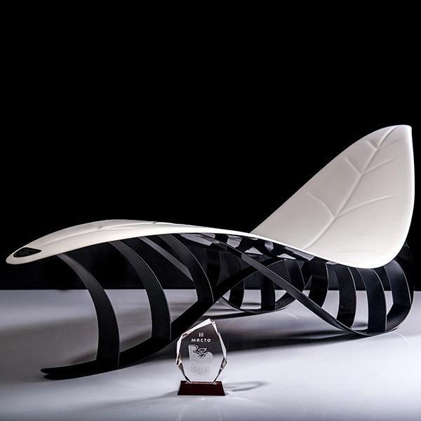 Carbon Fiber Lounge Chair Carbo Leaf Shop