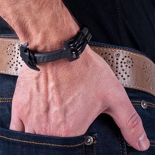 Carbon Fiber Bracelet Anchor  Shop
