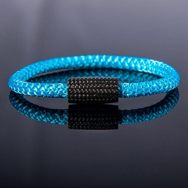 Carbon Fiber Bracelet Surf Cord Electric Blue  Shop
