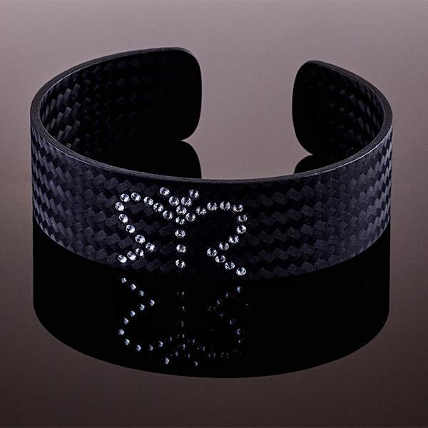 Carbon Fiber Bracelet Butterfly Shop