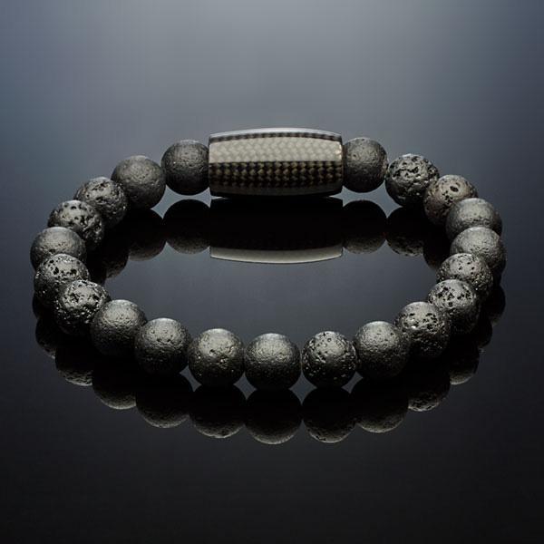 Carbon Fiber Bracelet Lava Shop