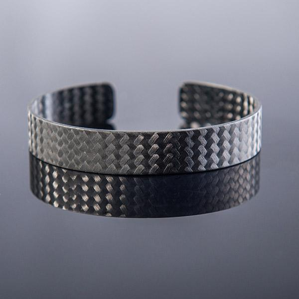 Carbon Fiber Bracelet Plain Narrow Shop