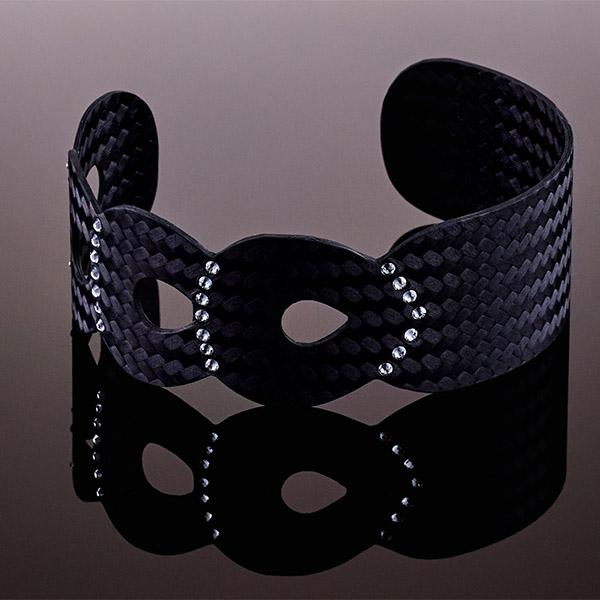 Carbon Fiber Bracelet Raindrops Shop