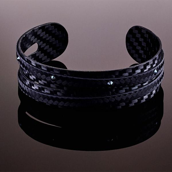 Carbon fiber bracelet Victory Shop