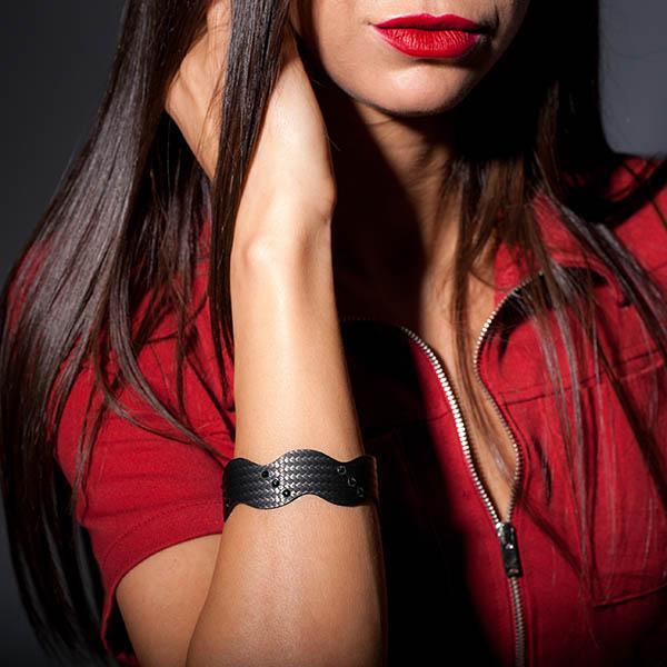 Carbon Fiber Bracelet Wavy Shop