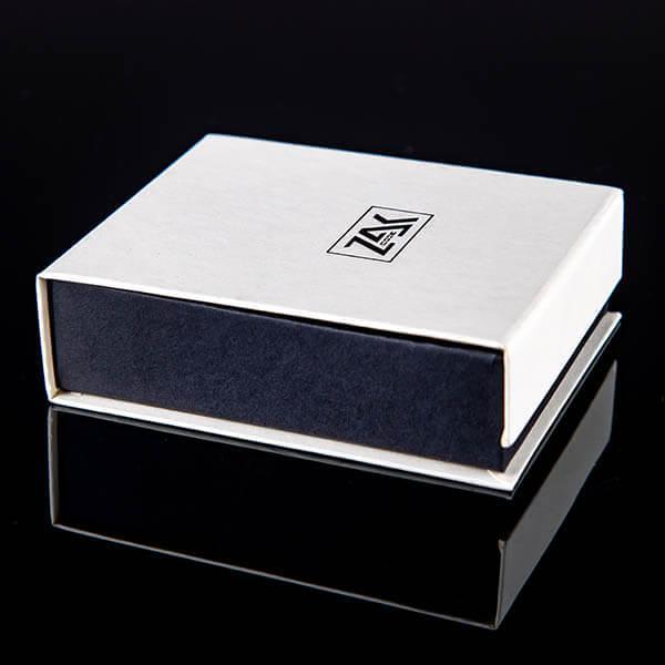 Луксозна картонена подаръчна кутия за бижута Zak Code Магазин Zak Code