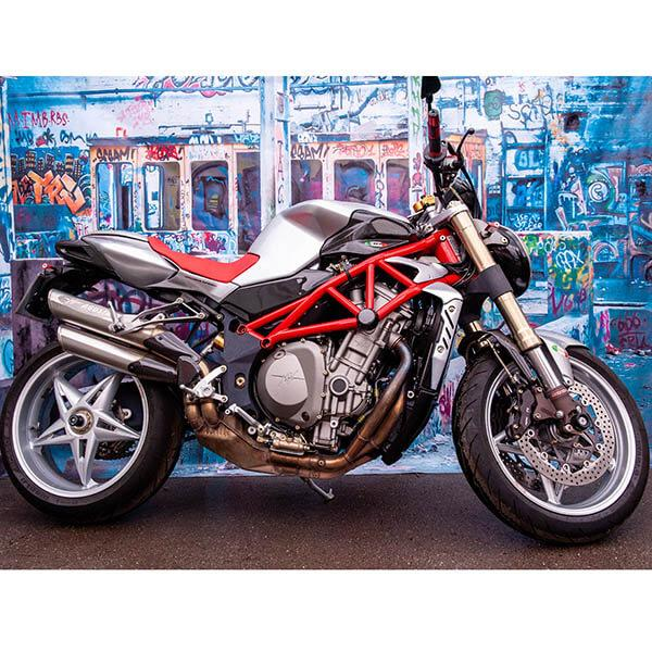 Carbon Fiber Tuning Motorcycle Augusta F4-Brutale Set Shop Carbon Touch