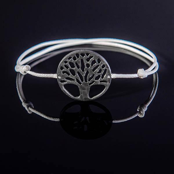 Карбонова гривна Tree of Life Магазин Zak Code
