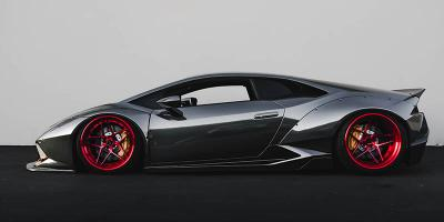 The Top Four Carbon Fiber Cars