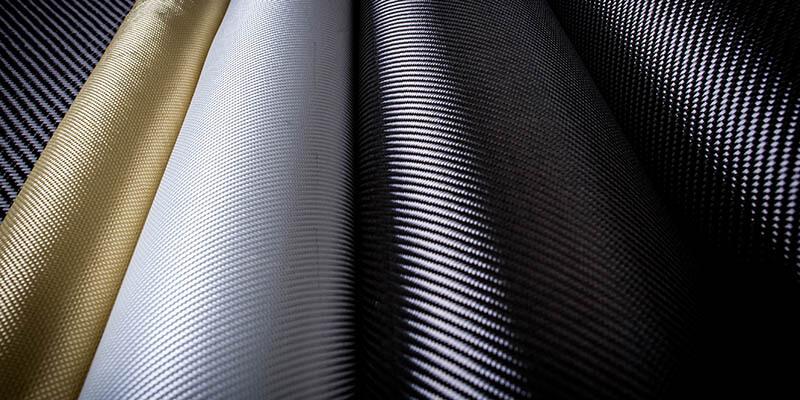 Carbon fiber materials, fabrics and cloths