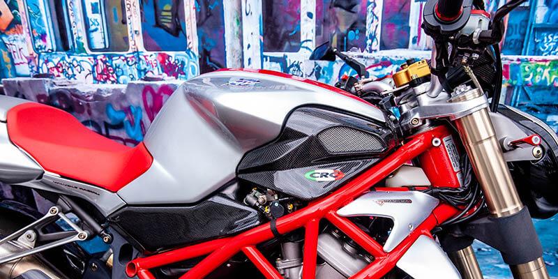 Карбонови части за мотоциклети