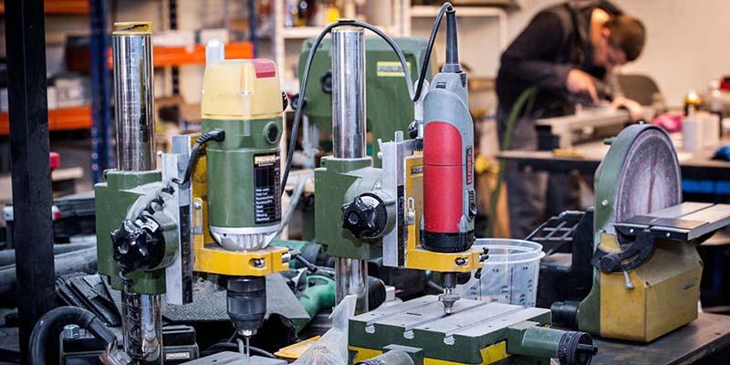 Производствени машини